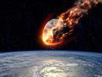 1 сентября с Землей опасно сблизится огромный астероид