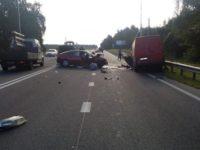 Под Молодечно в аварии погибли два человека