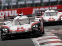 WEC в Мексике: Porsche доминируют