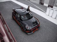 MINI привезет во Франкфурт «заряженный» John Cooper Works GP