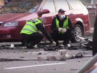 При взрыве автомобиля в Киеве пострадала всемирно известная модель Dior