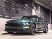 Ford презентовал в Детройте эксклюзивный Mustang