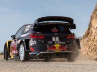 Не дождались. Себастьен Ожье выиграл этап WRC на Корсике без борьбы с Лёбом
