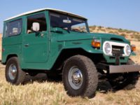 За 40-летний Toyota Land Cruiser просят 100 тысяч долларов