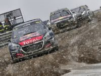 Мировой ралли-кросс в Португалии: что нам снег, что нам зной, что нам дождик проливной?