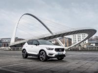 Volvo XC40 назван «революционным автомобилем»