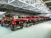 Крупнейшую коллекцию ретромобилей Ford продали с аукциона
