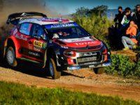 Царский подарок. Как Себастьен Лёб вновь выиграл этап WRC для своего штурмана