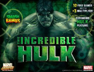 Игровой автомат The Incredible Hulk (Невероятный Халк)