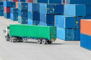 Преимущество использования контейнерных перевозок